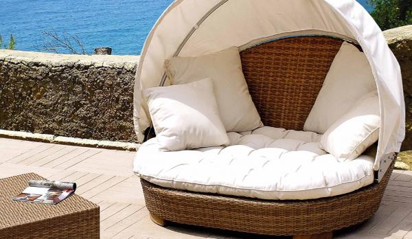 Arredo giardino mobili e soluzioni per arredare giardino for Offerte divanetti per esterno