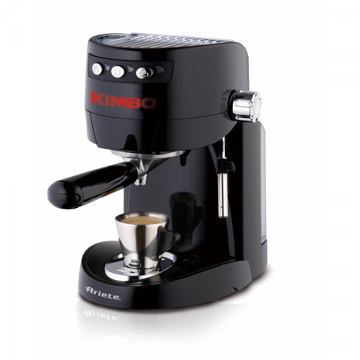 Ariete macchina caffe konsuelo plus kimbo ariete for Ariete elettrodomestici