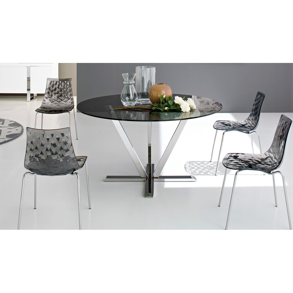 Connubia by Calligaris: SEDIA ICE CB1038 Connubia by Calligaris ...