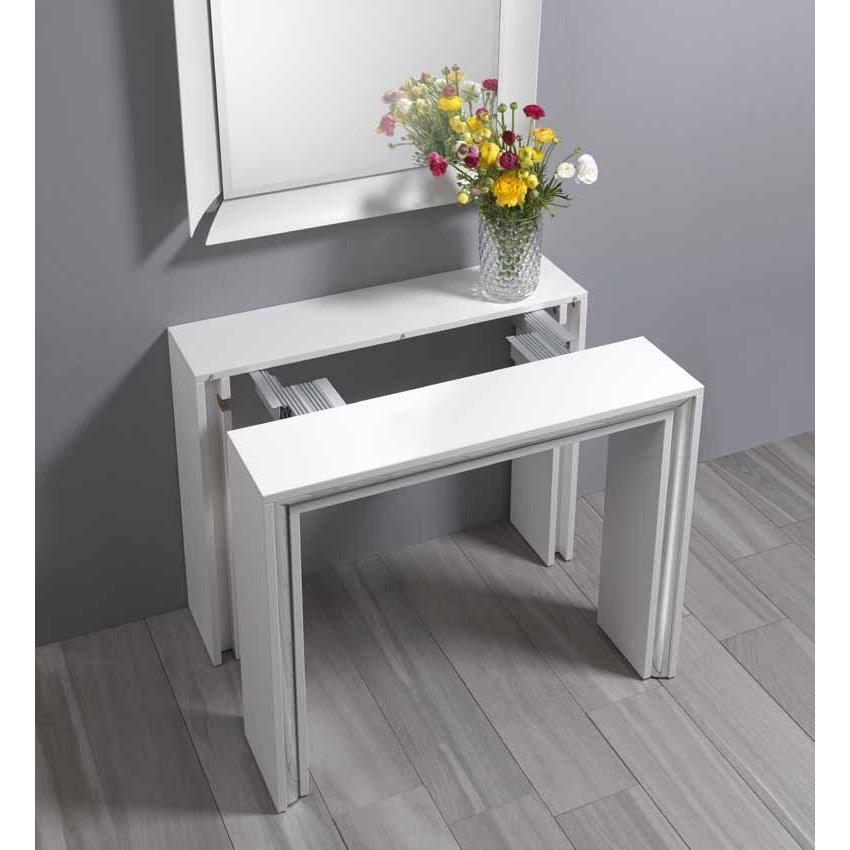 Pezzani: LEONARDO TAVOLO/CONSOLLE Pezzani | tavoli e sedie - tavoli