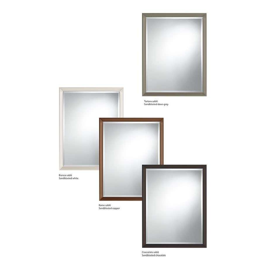Pezzani riflesso specchio 70x90 pezzani giorno specchi - Riflesso stucco a specchio ...