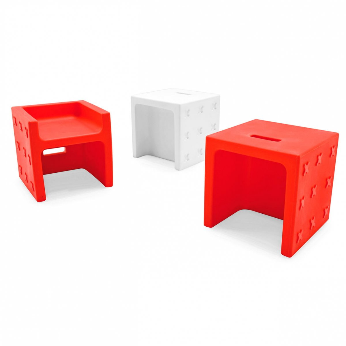 Connubia by Calligaris POUF CROSSOVER