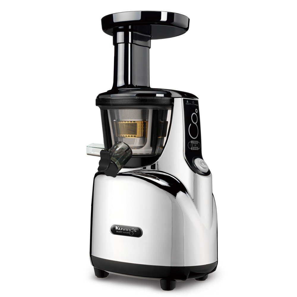 Kuvings SILENT JUICER NS850SC SILBER