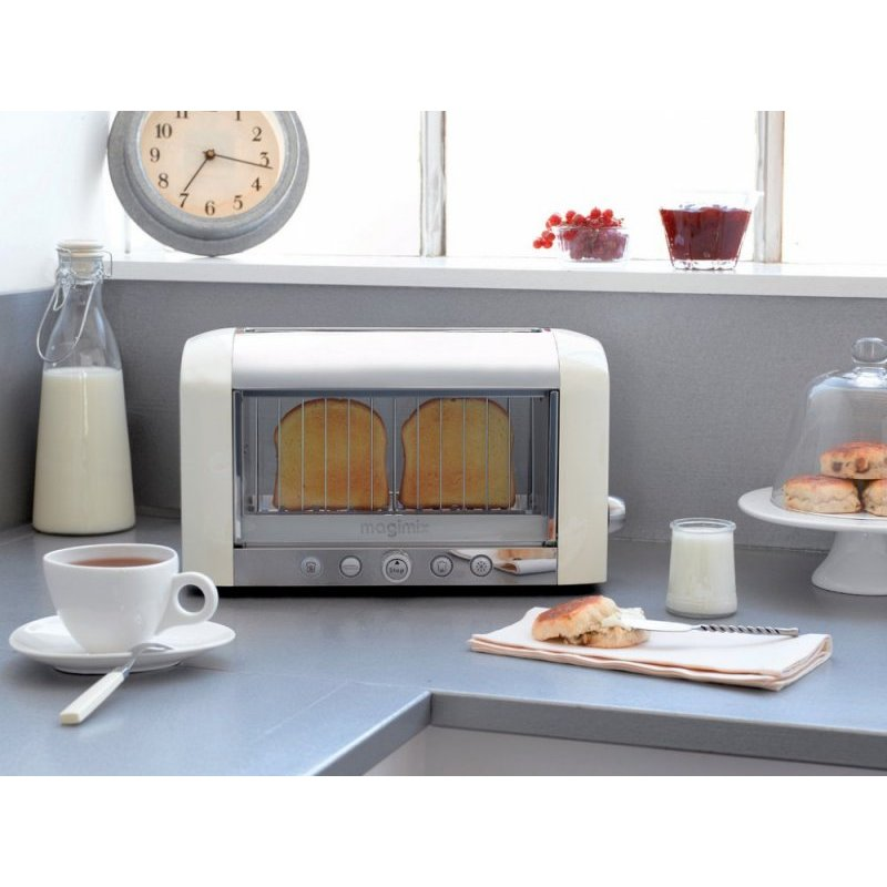 Magimix TOSTAPANE LE TOASTER VISION AVORIO
