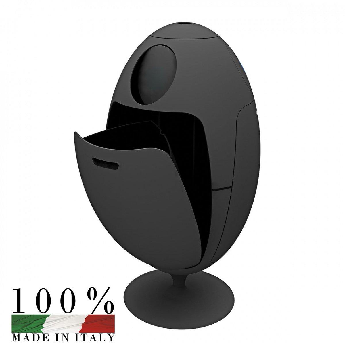 Soldi design ovetto nero pattumiera soldi design cucina for Pattumiera cucina design