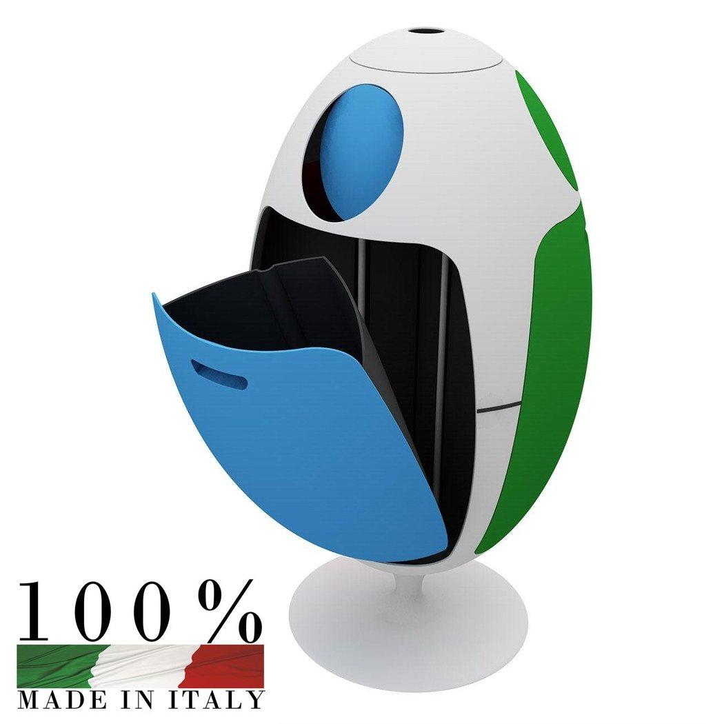Soldi Design OVETTO FREUND ABFALLEIMER