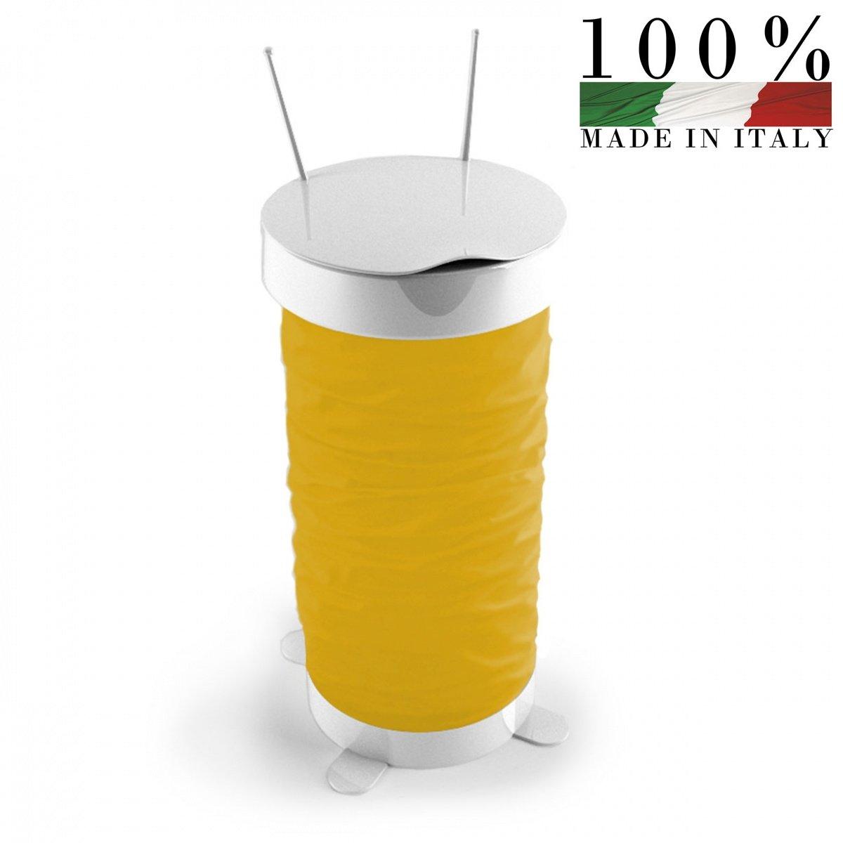 Soldi design bruchetto pattumiera bianco vari colori for Pattumiera cucina design