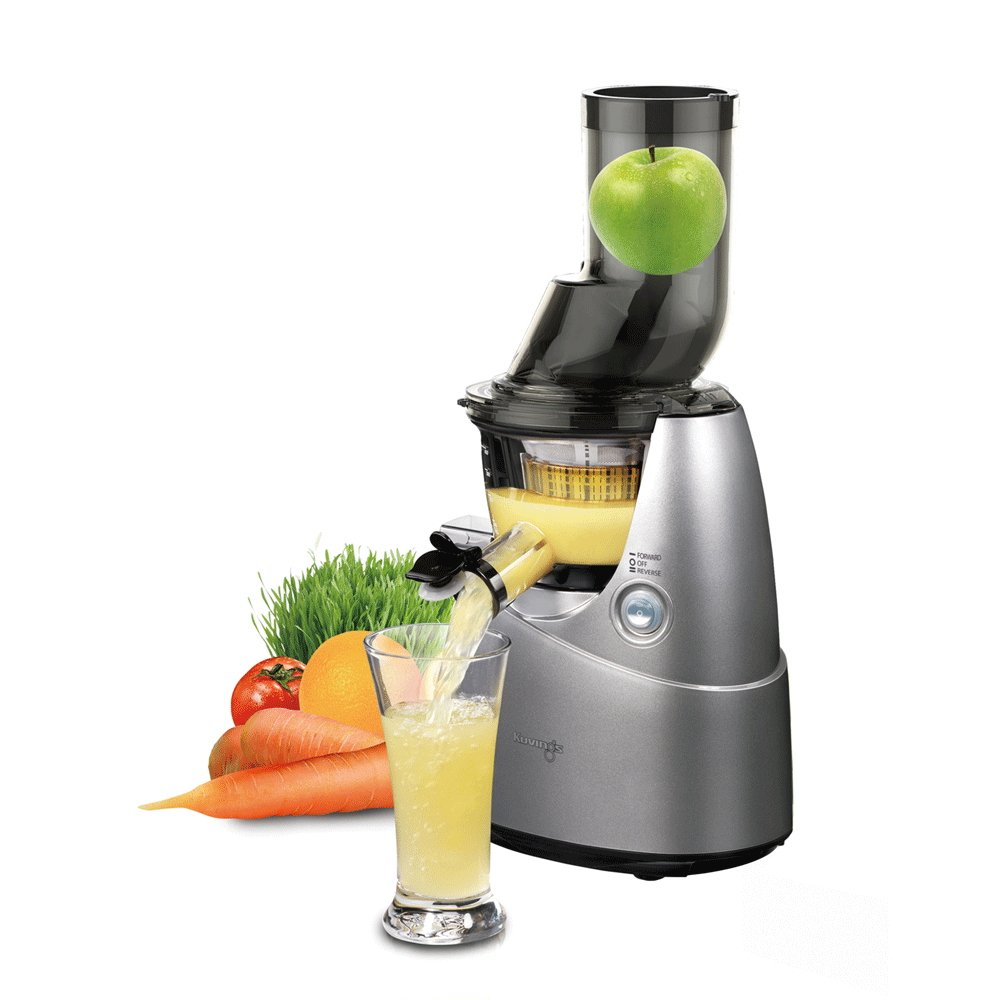 Kuvings KUVINGS WHOLE SLOW JUICER SILBER