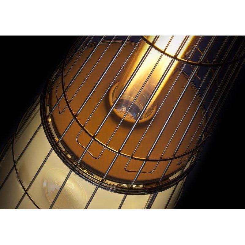 Italkero SCALDAPATIO Lightfire-dolcevita acciaio EP ELECTRICITY PRODUCING