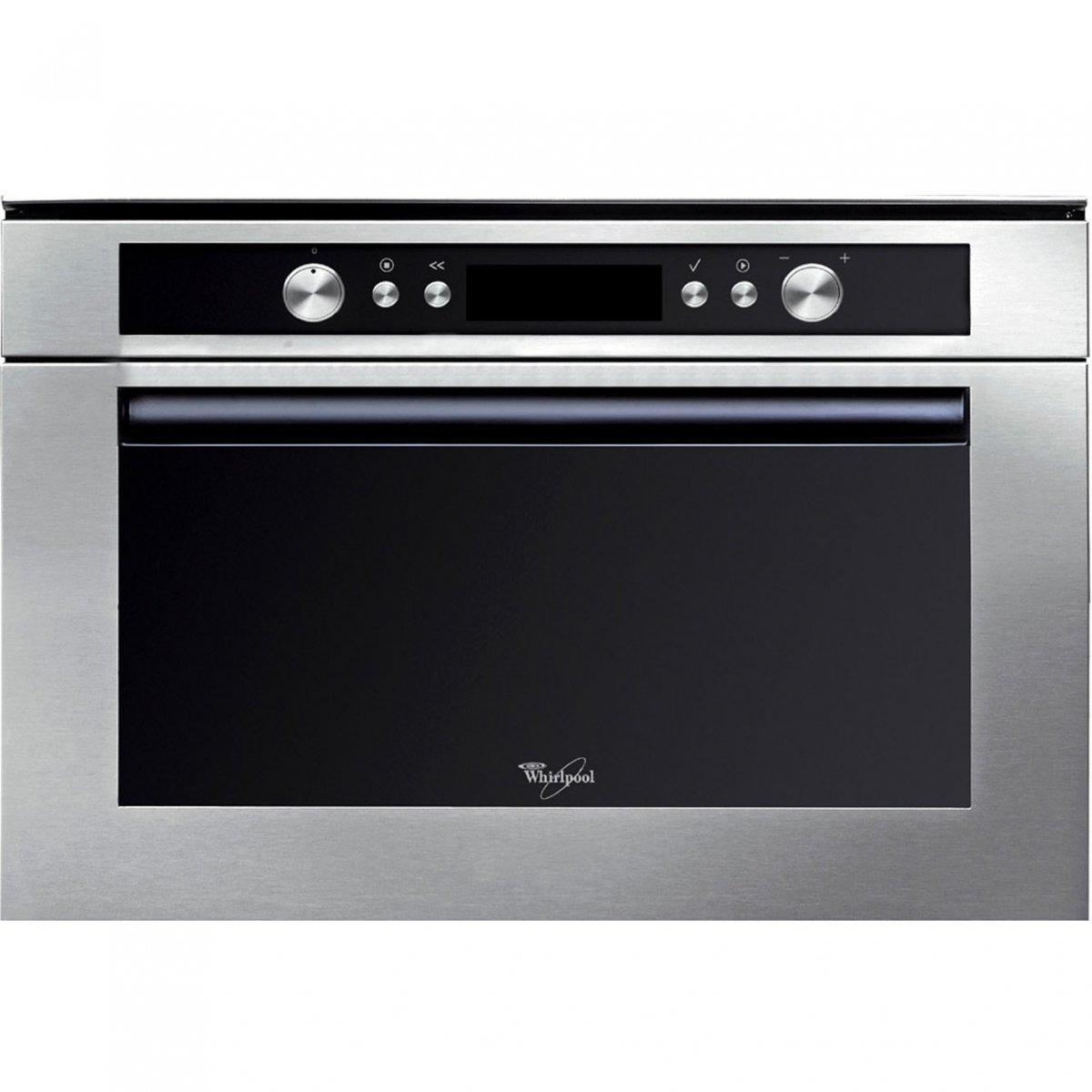 Whirlpool forno vapore amw597ixl whirlpool - Forno ad incasso whirlpool ...