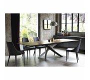 Bontempi Casa ARTISTICO Ausziehbarer Tisch 160X90 HOLZ