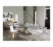 Bontempi Casa ARTISTICO Ausziehbarer Tisch 160X90 KERAMIK