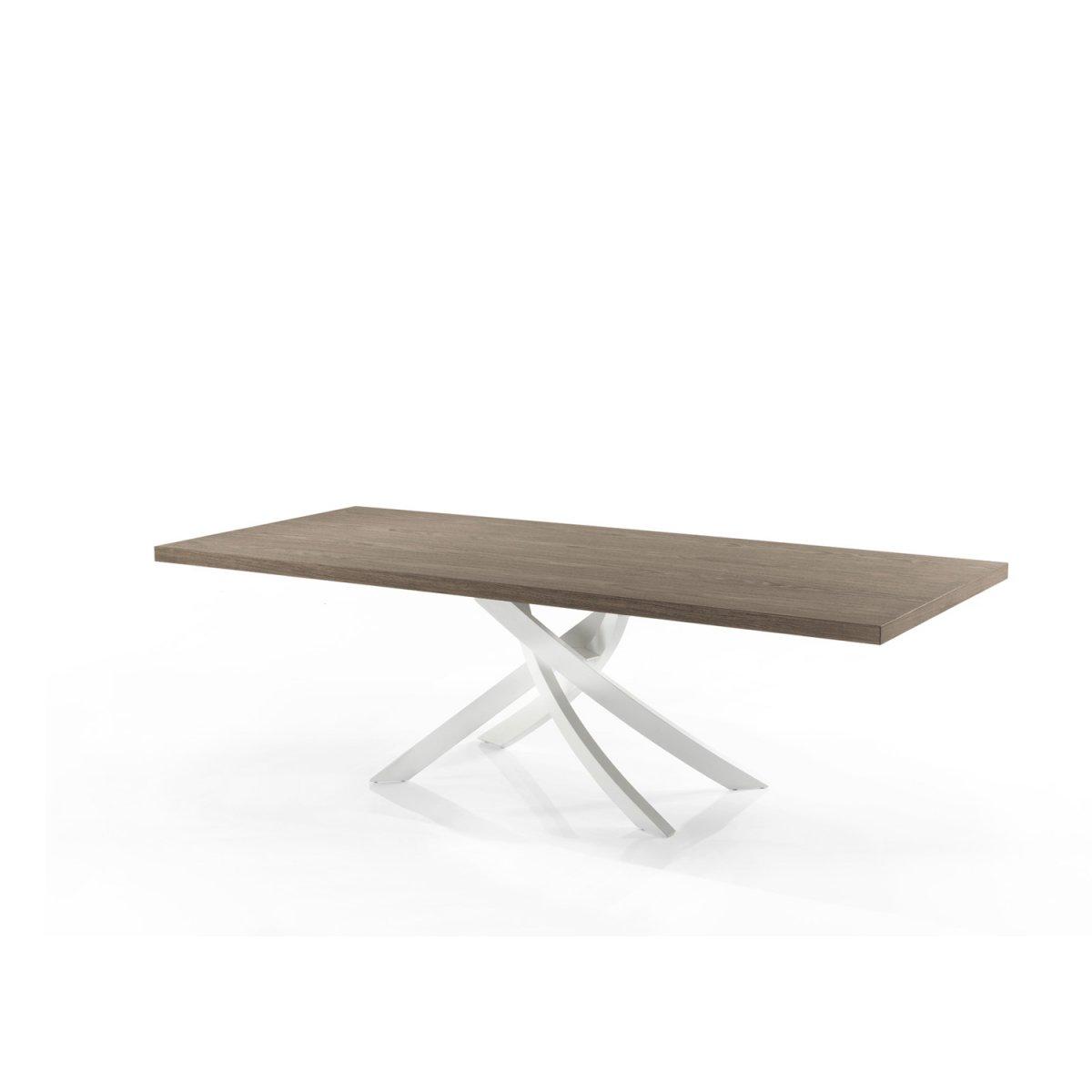 Bontempi Casa ARTISTICO Tisch 200X106 HOLZ