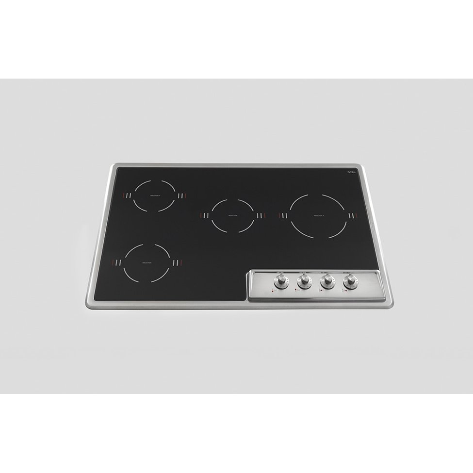Piastre A Induzione Costi alpes inox: piano cottura induzione f5794ei semifilo alpes
