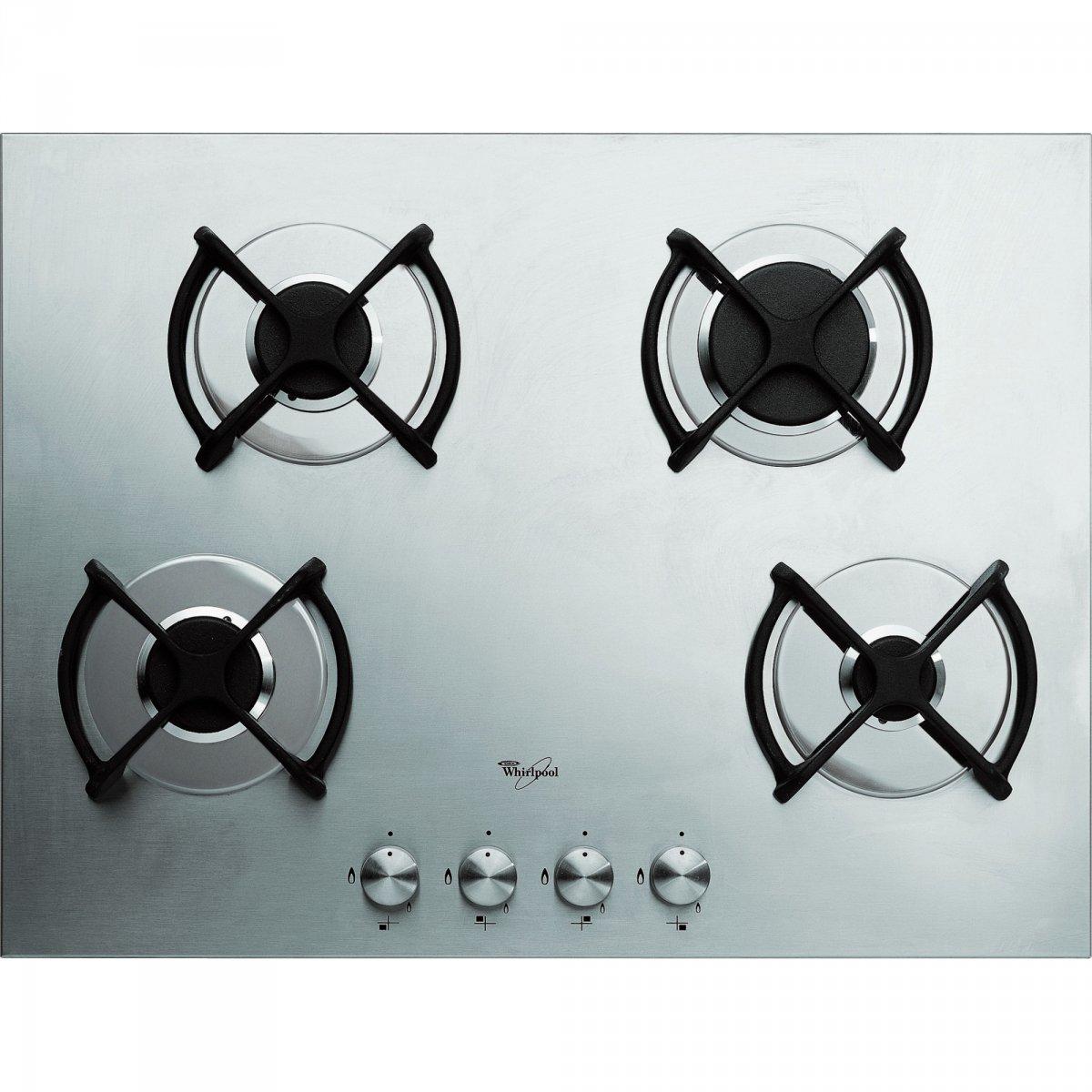 Whirlpool piano cottura fusion special akm441ix whirlpool for Piani a quattro piani