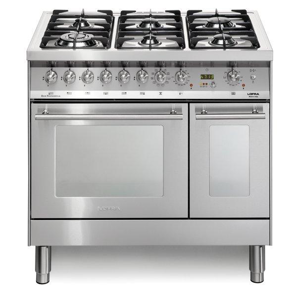 Lofra cucina special 90 forno doppio pd96mftecisf lofra - Cucina doppio angolo ...