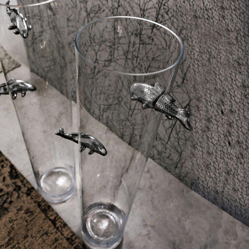 Adriani & Rossi VASO ILLUSION FISH GIGANTE