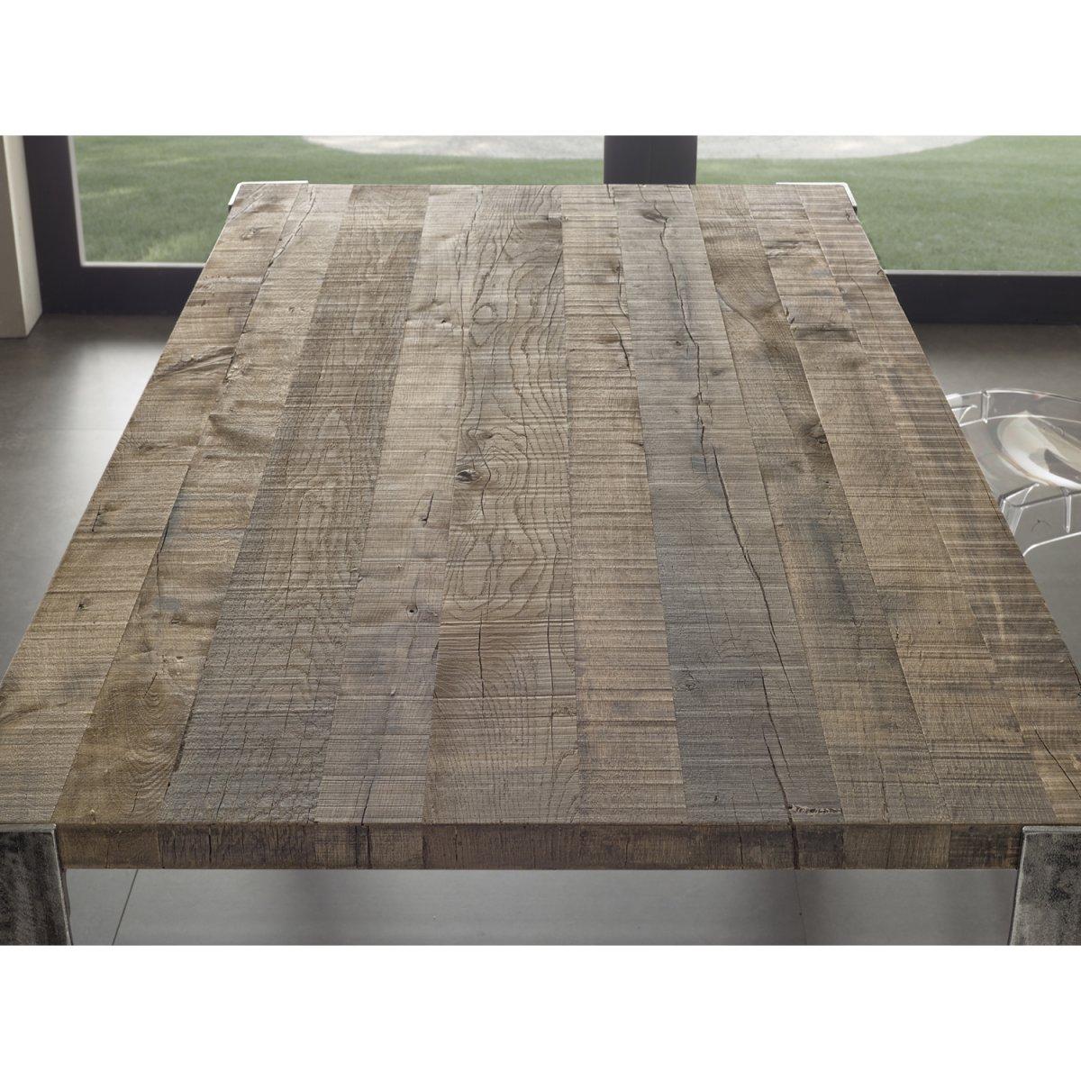Keihome Nature Tavolo rettangolare legno 170 x 100