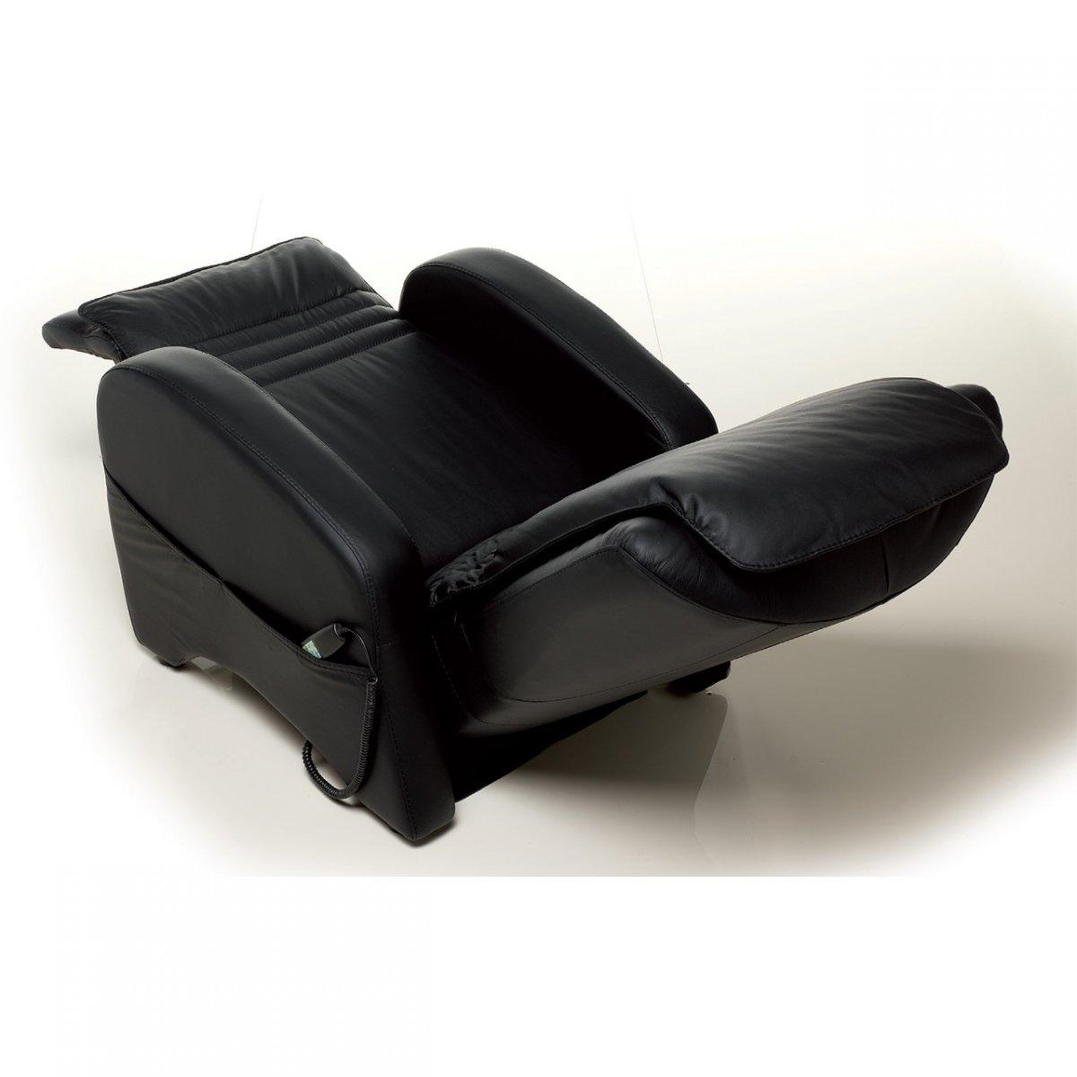 Poltrone Relax In Pelle.Vitarelax Poltrona Relax Lift Romy Pelle Lux E Massaggio Shiatsu