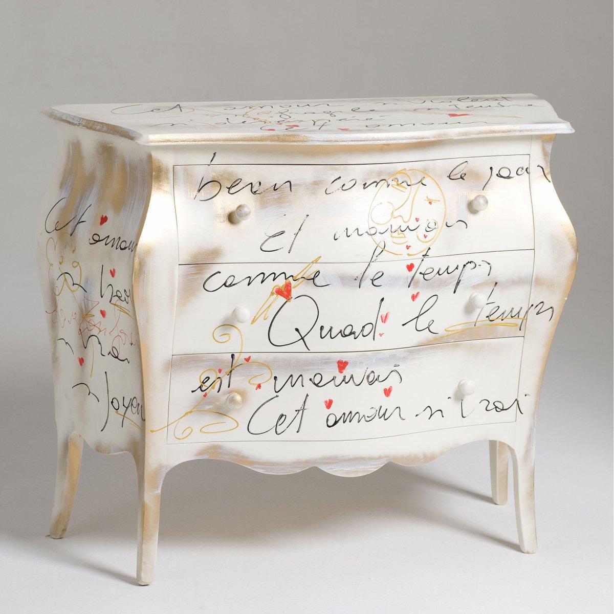 Castagnetti COMÒ Renoir bianco romance