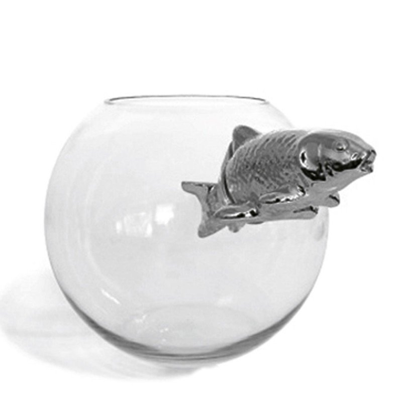 Adriani & Rossi VASO ILLUSION FISH BOWL