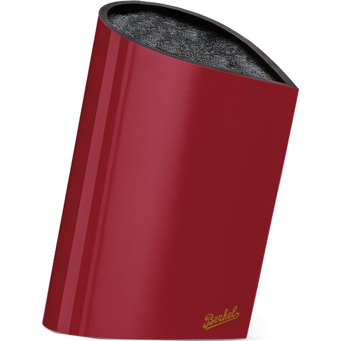 Berkel Messerblock Bag Rot ohne Messern