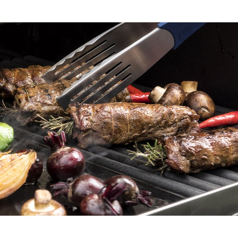 Fontana Forni BARBECUE A GAS BUILT IN MERIDIAN 3