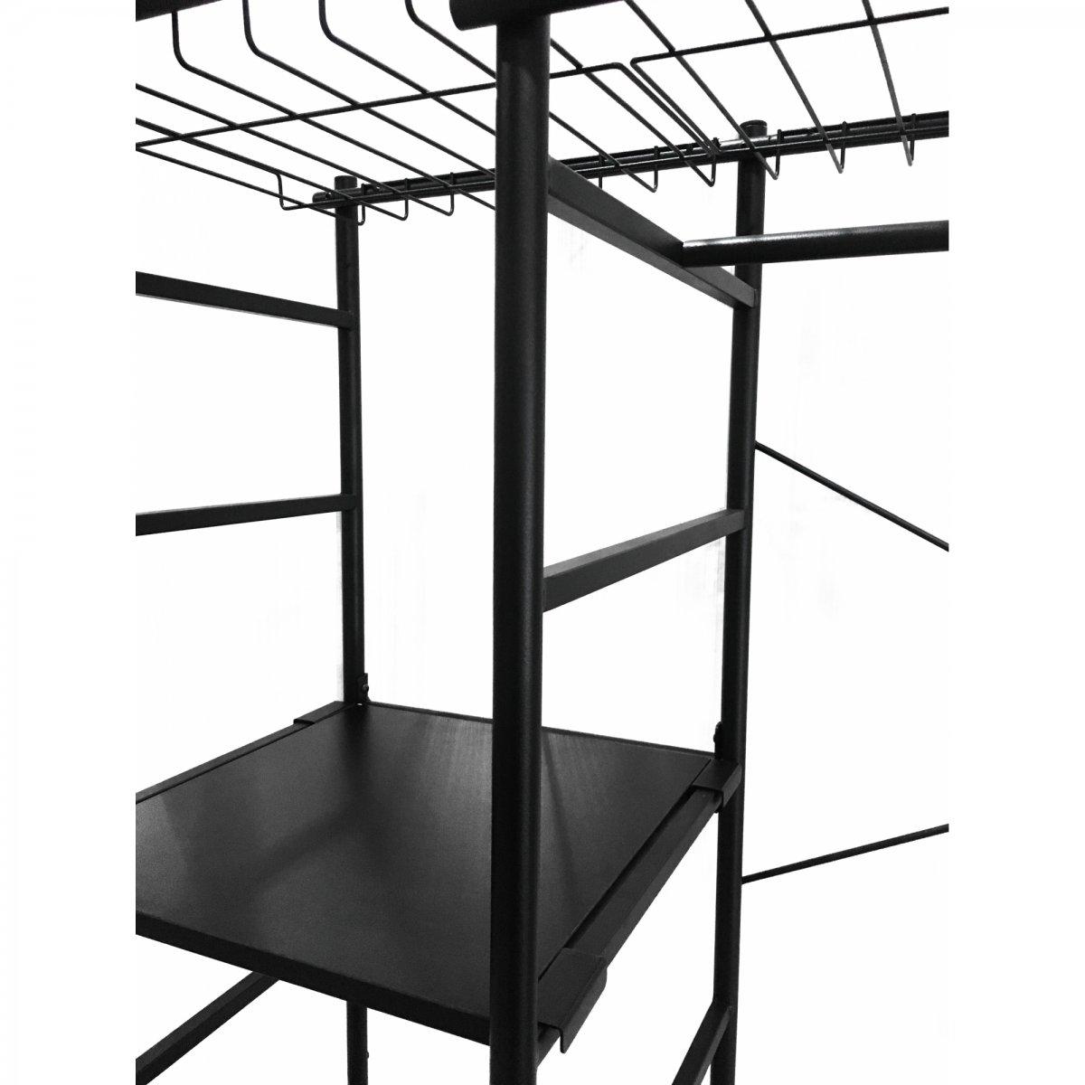 Keihome Linea J Armadio aperto Storn 120 x 182 cm