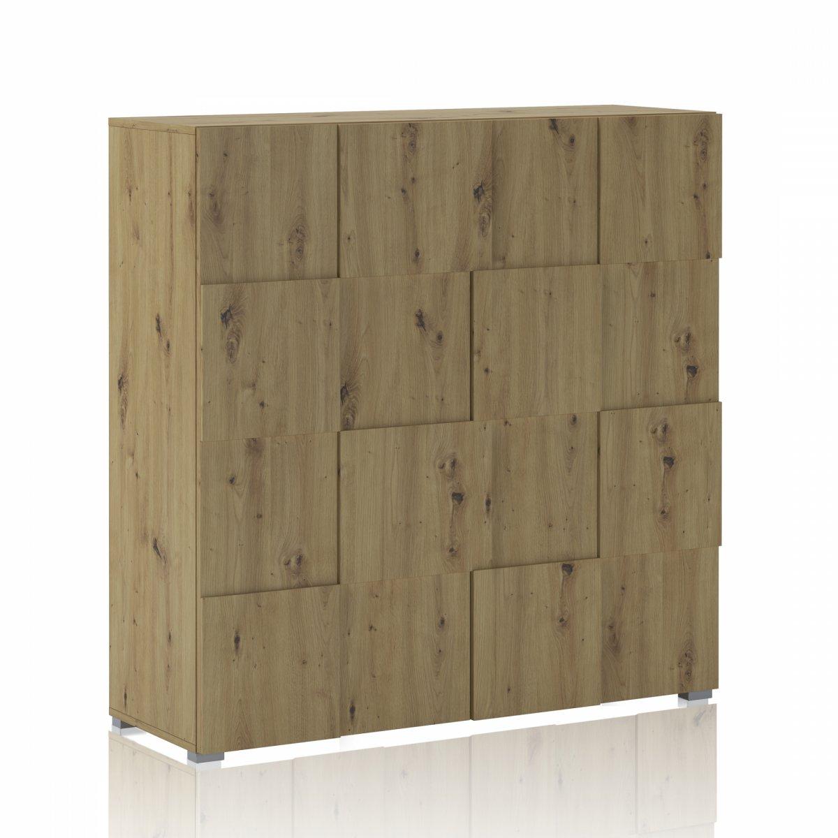 Tomasucci Credenza alta PATRIK in legno