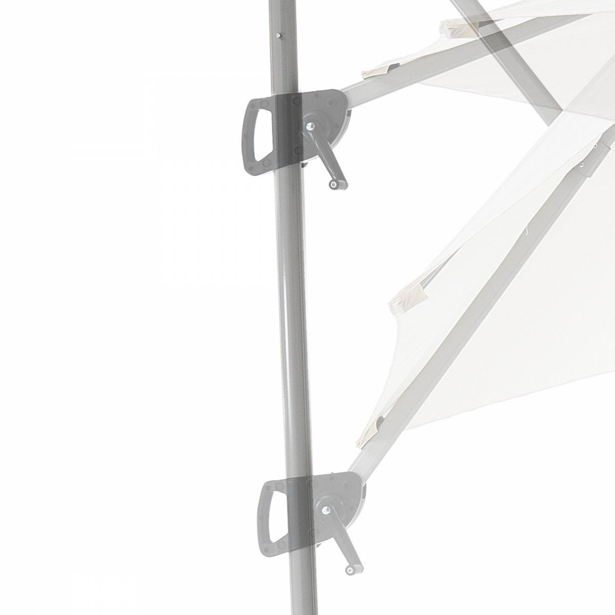 Tomasucci ombrellone NUMANA 3,5 x 3,5