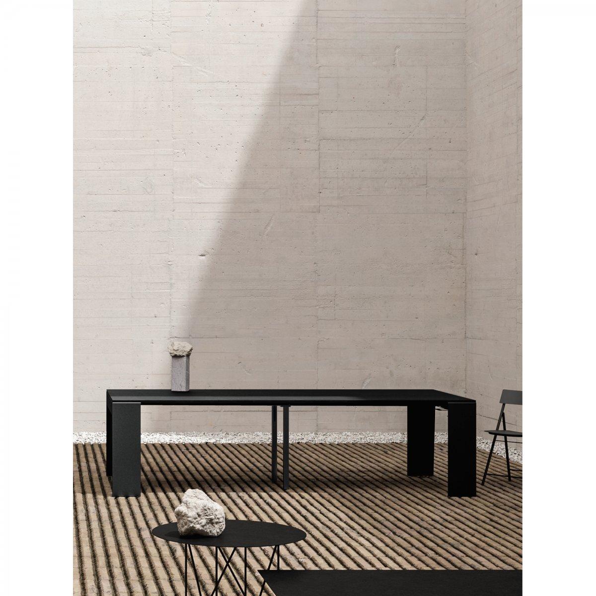 Pezzani: MARVEL TAVOLO CONSOLLE ALLUNGABILE Pezzani | tavoli e sedie ...
