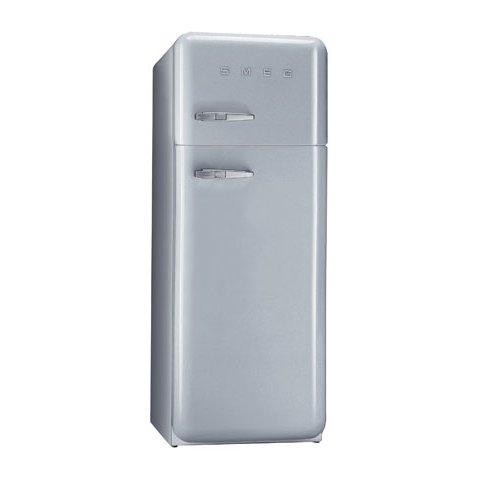 Smeg frigorifero doppia porta fab30x7 grigio metallizzato - Frigoriferi smeg doppia porta ...