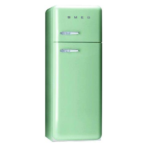 Smeg frigorifero doppia porta fab30v7 verde acqua - Frigoriferi smeg doppia porta ...