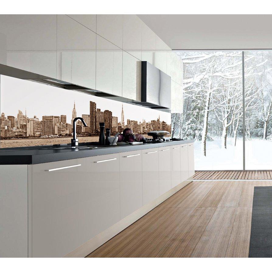 Coolors pannello new york seppia alto coolors cucina - Coolors pannelli cucina ...