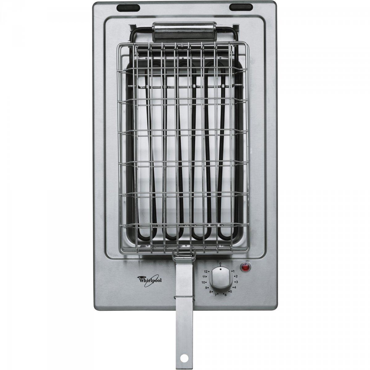 Whirlpool barbecue domino akt325ix for Costo ascensore esterno 4 piani