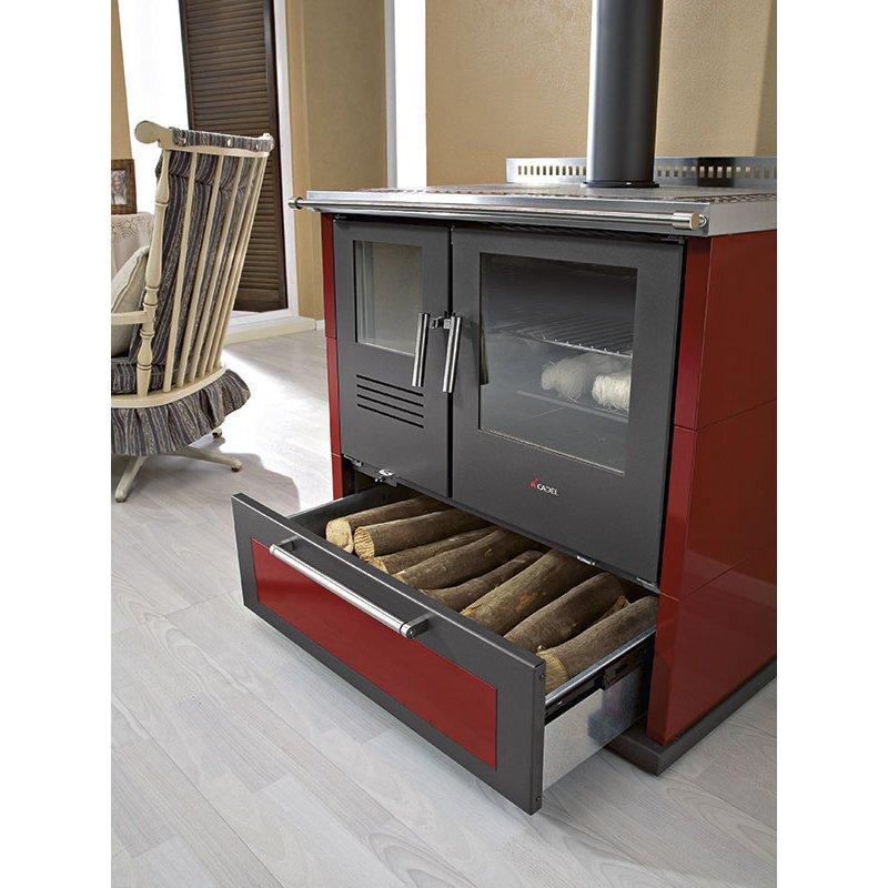 Cadel cucina a legna master cadel elettrodomestici - Prezzi cucine a legna ...