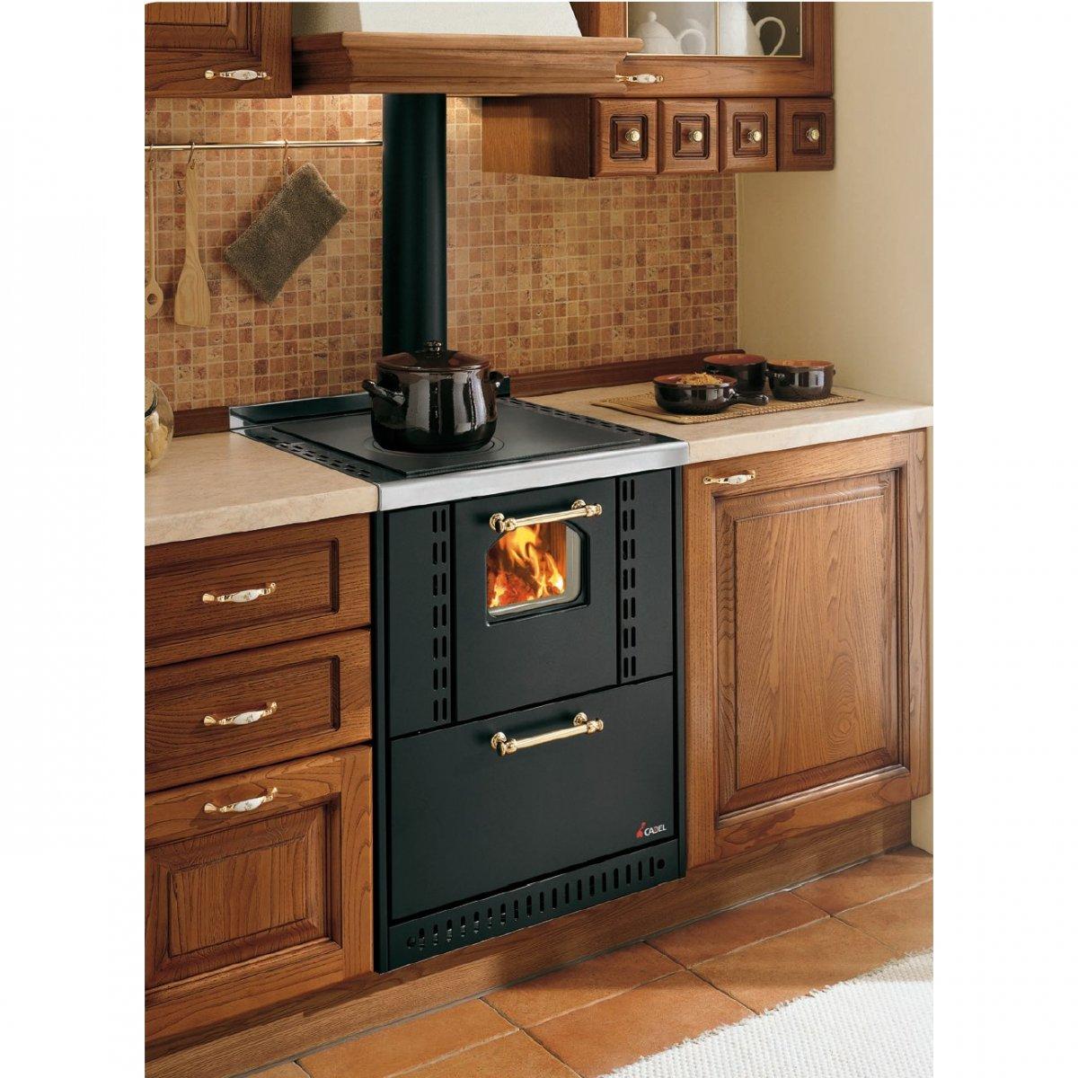 Home Elettrodomestici Cucine A Legna Cucina A Legna Gemma Pictures To  #C28C09 1200 1200 Foto Di Cucine