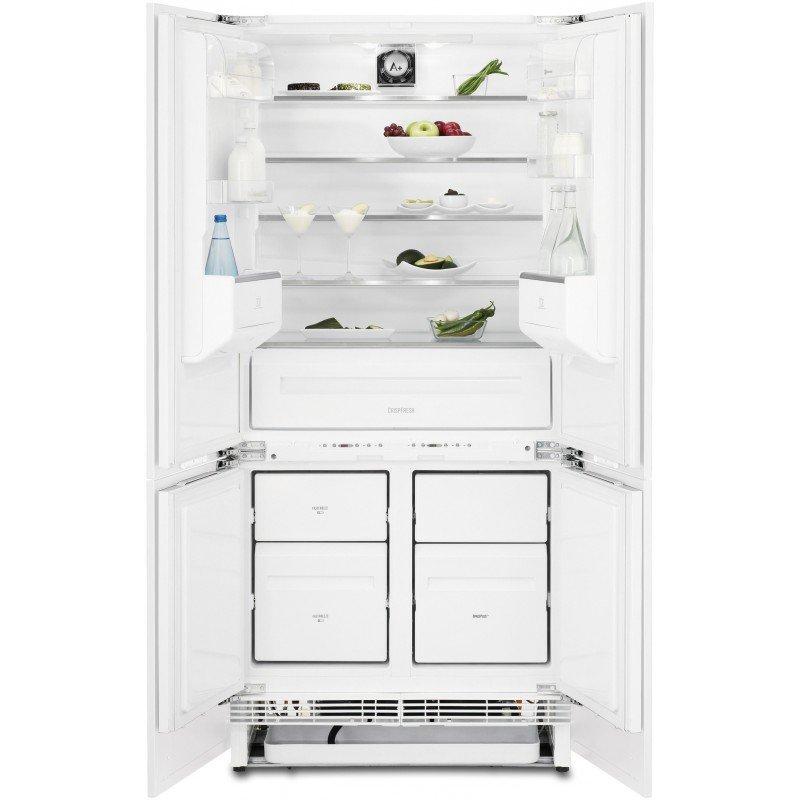 Electrolux rex frigocongelatore 4 porte fi5004na for Sharp frigoriferi 4 porte