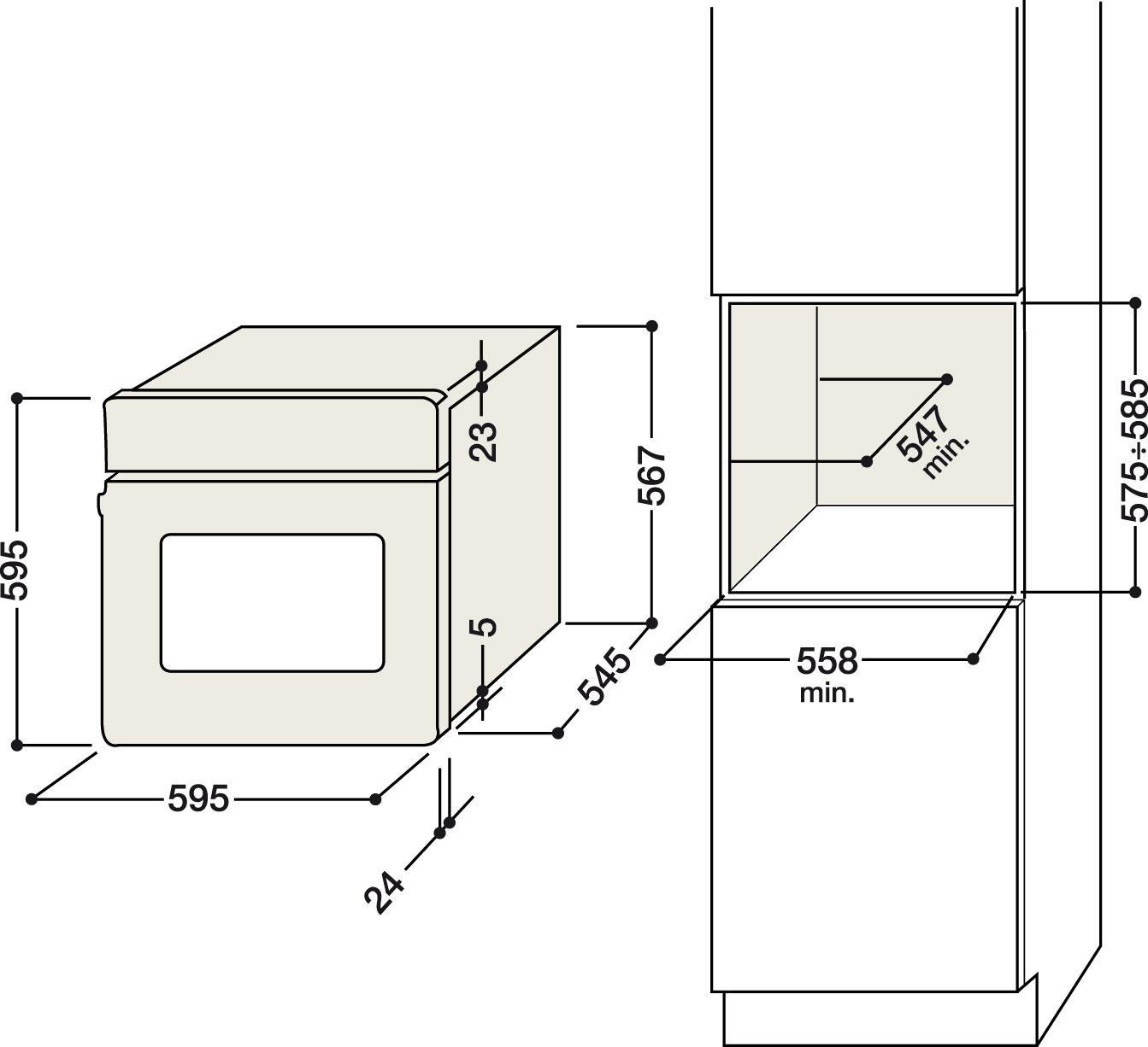 Schema Elettrico Piastra Per Capelli Ghd : Schema elettrico forno da incasso fare di una mosca